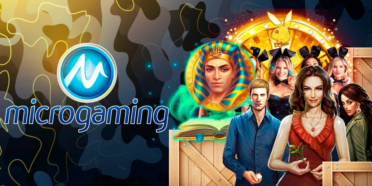Who is Microgaming?