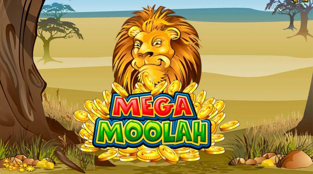 Microgaming game Mega Moolah